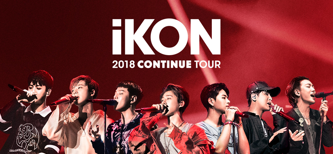 iKON reveals date and venue for Asian leg of 'CONTINUE